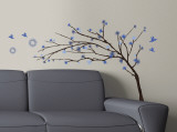 Design Branch II Wall Decal Sticker Wall Decal