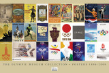 The Olympic Museum Collection Poster