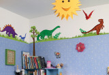 Dinosaurs Wall Decal Sticker Wall Decal