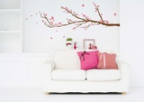 Cherry Blossoms Wall Decal Sticker Decalque em parede