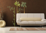 Bamboo Wall Decal Sticker Wall Decal