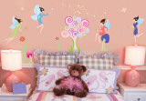 Fairies Wall Decal Sticker Wall Decal