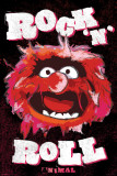 Muppets - Animal-Metallic Posters