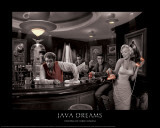 Java Dreams (Silver Series) Affiches par Chris Consani