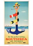 Southsea Holiday Giclee Print