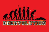 Beervolution-25cm Poster