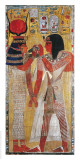 Egyptian Art - The Tomb of Seti I Art