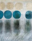 Blauer Mond II Kunstdrucke von Heather Mcalpine