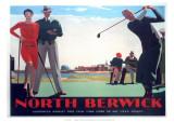 North Berwick Wydruk giclee