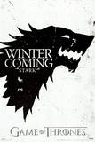 Game of Thrones - Winter is Coming - House Stark Lámina
