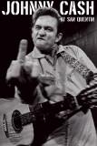 Johnny Cash, porträtt, San Quentin Affischer