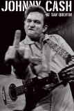 Johnny Cash- San Quentin Portrait Prints