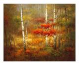 Change of Seasons II Posters by David Lakewood