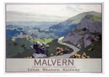 Malvern Giclee Print