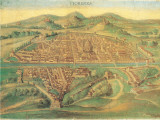 modern Italy - Florence 1600 Poster by Ignazio Danti