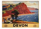 Devon Giclee Print