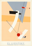 Proun 12 E, 1920 Prints by El Lissitzky
