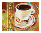 Columbia Prints by Emily Farish