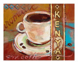 Kenya Posters by Emily Farish