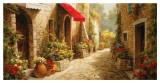 Allee du Village Prints by Steven Harvey