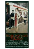 The Queen of Scots Pullman, Pullman Company, c.1930s Giclee Print