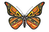 Bentwood Butterfly Posters by Matt James