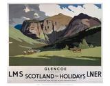 Glencoe, LMS/LNER, c.1923-1947 Giclee Print