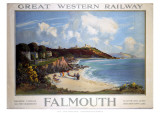 Falmouth Giclee Print