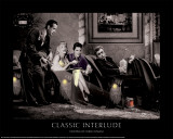 Classic Interlude (Silver Series) Posters by Chris Consani