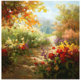 Colors of Summer Prints by Vera Oxley