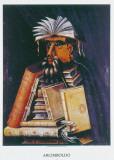 The Librarian Lminas por Giuseppe Arcimboldo