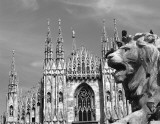 The Cathedral of Milan Prints by Roberto Spampinato
