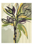 Serene Floral I Posters by Angela Maritz