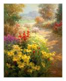 Verano Lámina por Vera Oxley