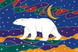 Papa Bear Poster by Dawn Oman
