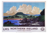 Northern Ireland, LMS, c.1944 Giclee Print