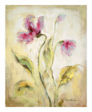 Petals I Prints by Christine Stewart