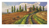 Toscana Prints by Kiku Poch