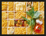 Gastronomy - Pasta Prints