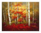 Change of Seasons I Posters by David Lakewood