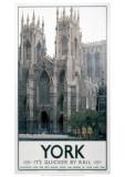 York Giclee Print