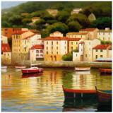 Le Vieux Port Posters by Stu Brity