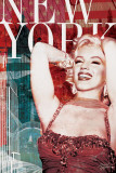 BoH - Marilyn Monroe - New Yor Prints
