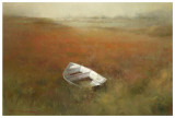 The White Skiff Prints by A. Micher