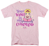 I Dream of Jeannie - Your Wish is My Command T-shirts