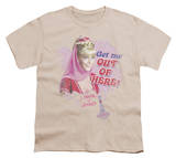 Youth: I Dream of Jeannie - Out of Here T-Shirt