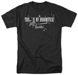 Bewitched - Broomstick T-Shirt