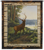 Elk Wall Tapestry