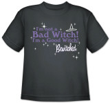 Toddler: Bewitched - Bad Witch Good Witch T-shirts