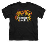 Youth: Charlie's Angels-Fire Shirts
